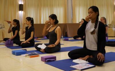 Yogic Concepts of Breathing or Pranayama – 1