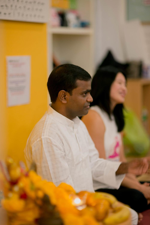 Yogic Concepts Founder - Anil Singh