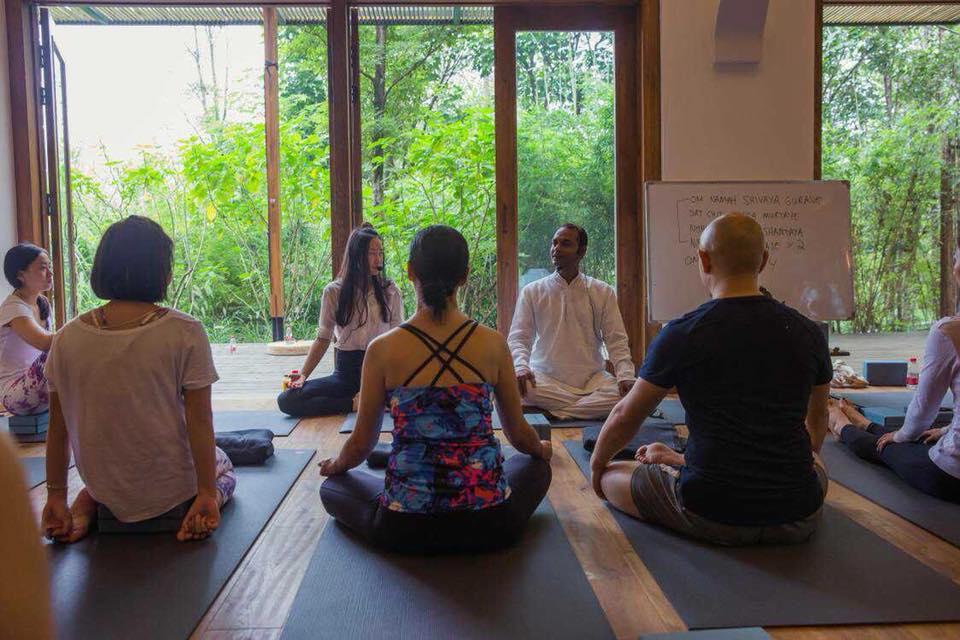 Pranayama blog Published in Yoga Journal China
